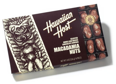 Hawaiian Host Chocolate