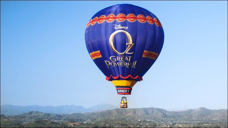 Oz Balloon Tour 1