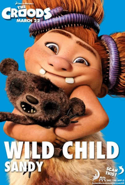 The Croods - Sandy