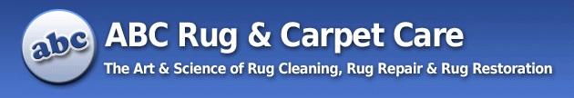 ABC Rugs & Carpet Care Logo