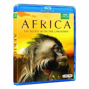 Africa blu-ray
