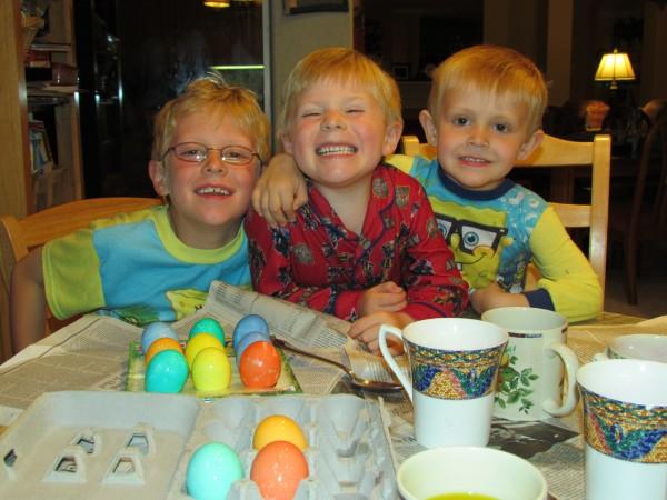 Easter Boys 2011