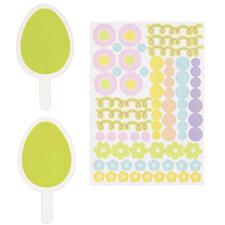 Wilton Decorate Your Own Egg Kit