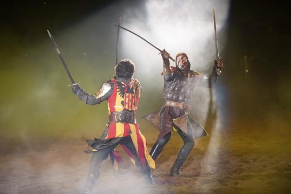 the Dark Rider Battle