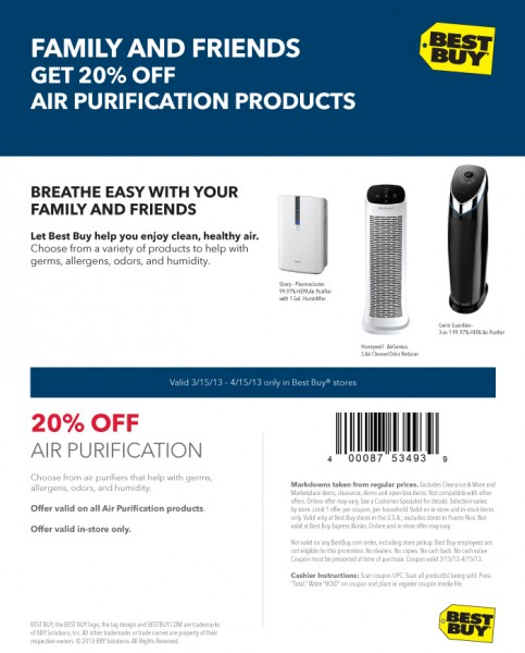 Best Buy Air Purification 3