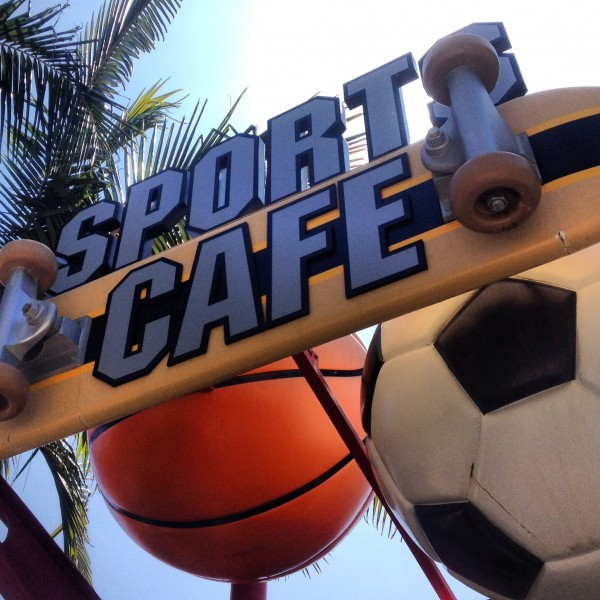 Legoland Sports Cafe