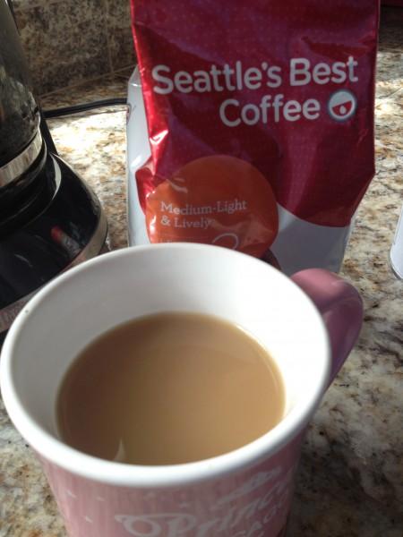 Seattle's Best Coffee 5