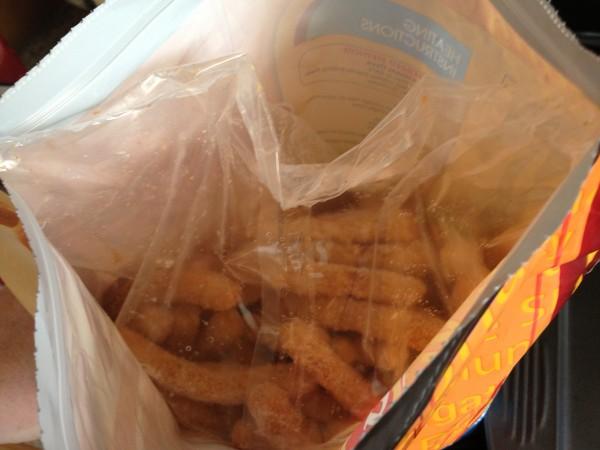 Tyson Homestyle Chicken Fries 8