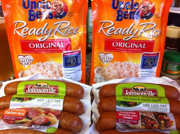 Johnsonville Sausage Secret Recipe: Jambalaya