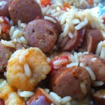 Johnsonville Sausage & Shrimp Jambalaya 2