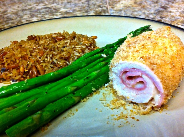 Smart & Final Chicken Cordon Bleu