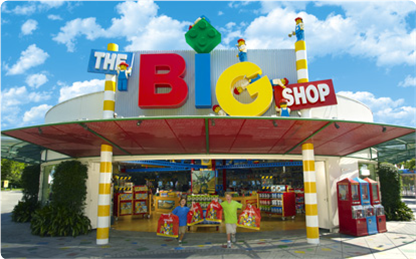 Legoland Big Shop