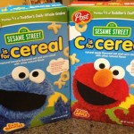 Post Sesame Street Cereal main