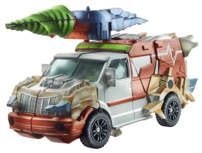 TFBH Deluxe class RATCHET Vehicle Mode