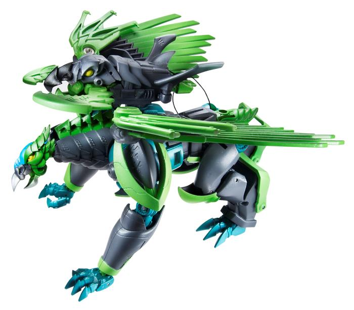 TFBH Voyager class GRIMWING Beast Mode