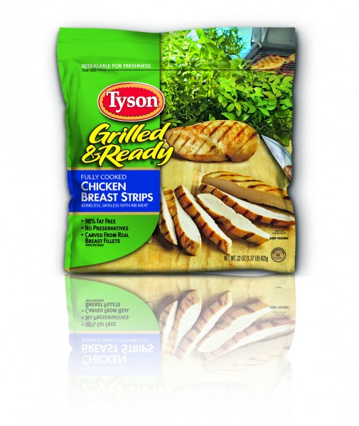 Tyson Grilled & Ready Chicken Breast Strips_jpeg