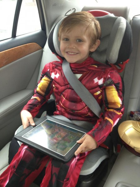 Sam Iron Man Netflix