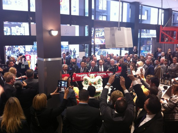 San Francisco Walgreens Flagship Grand Opening 6