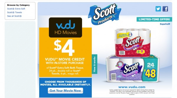 Scott Values Vudu Movie 2