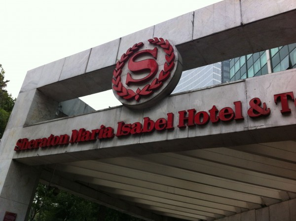 Sheraton Hotel - Mexico City