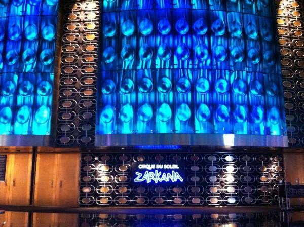 Zarkana Vegas 3