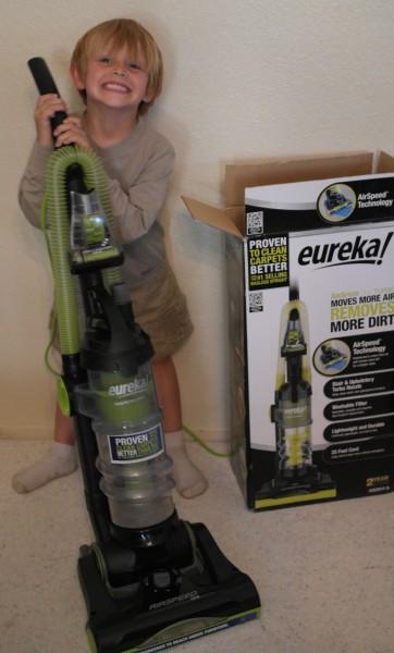 Eureka AirSpeed One Vacuum 3