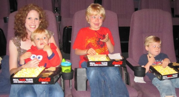 Making Memories with Your Family at the Movies 1
