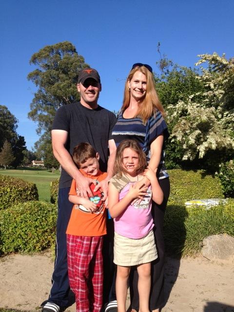 Caroline and family2