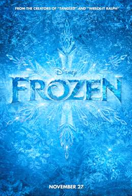 Disney Frozen Logo