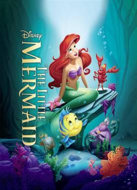 Disney Little Mermaid Logo