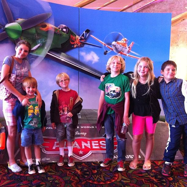 Disney Planes and Kids