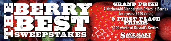 Driscoll's Berry Sweepstakes