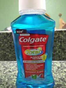 Colgate Total Advanced Pro-Shield Mouthwash