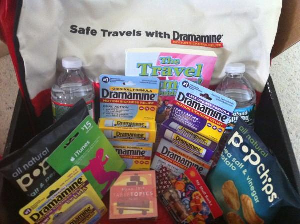 Dramamine Giveaway