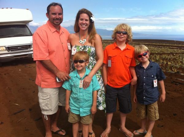 Maui Pineapple Tour 1