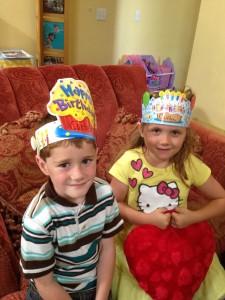 Birthday Kids turn 6