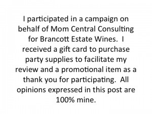 Mom Central Brancott Estate Wines Disclosure