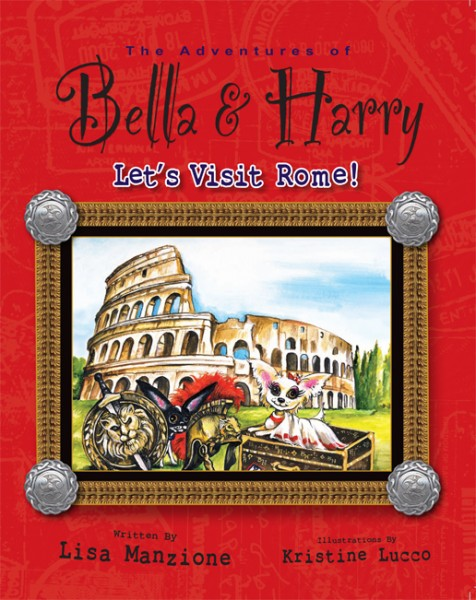 Bella and Harry Lets Visit Rome