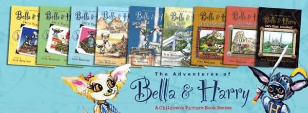 Bella and Harry books