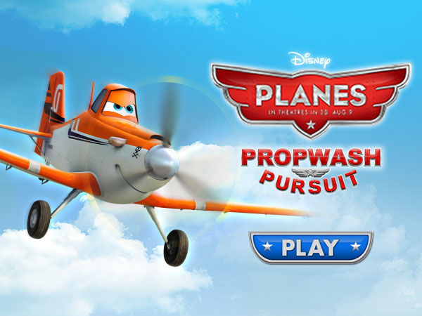 Disney Propwash Pursuit