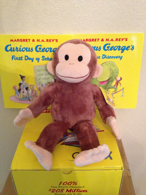 Kohl's Curious George 1