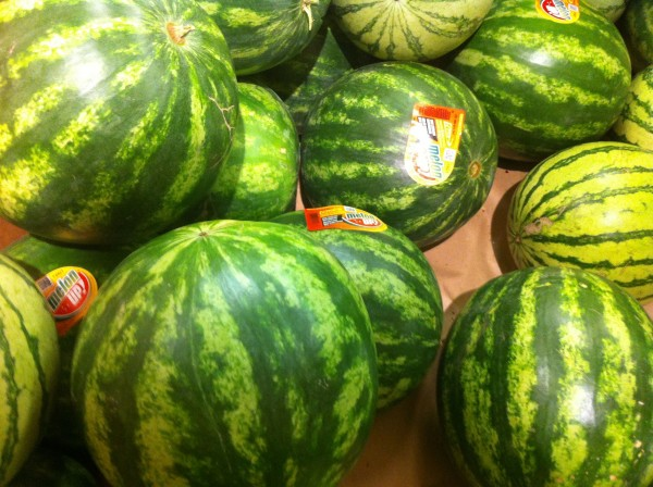Lucky Supermarket Watermelon Salsa 1