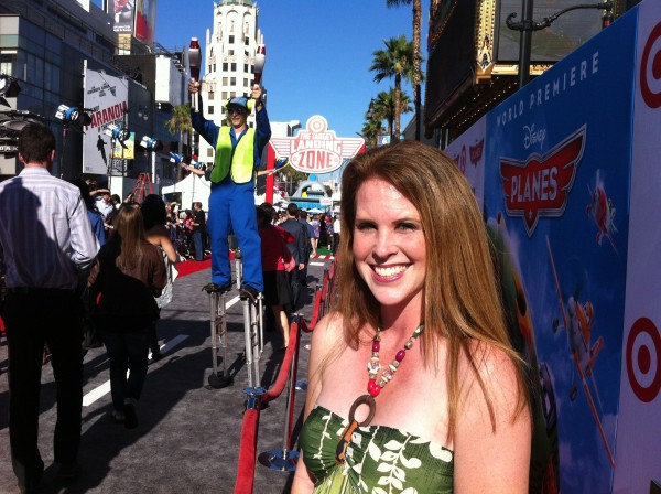 Disney Planes Premiere Red Carpet 1