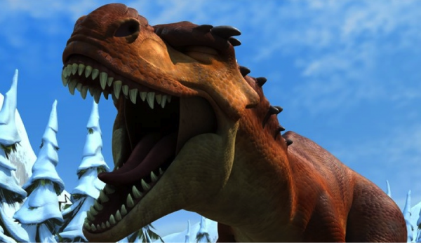 Ice Age Dinosaurs 1