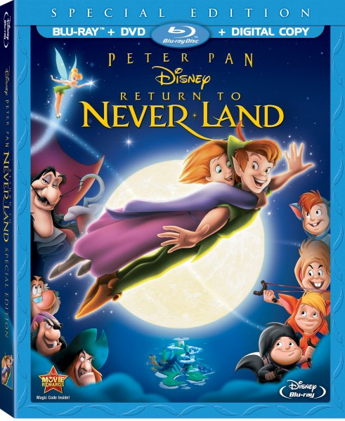 Return To Neverland Box Art