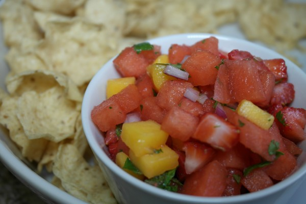 Lucky Watermelon Salsa Recipe 4