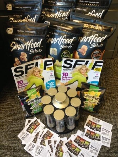 Smartfood Prize Pack