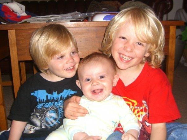 My Boys 2008