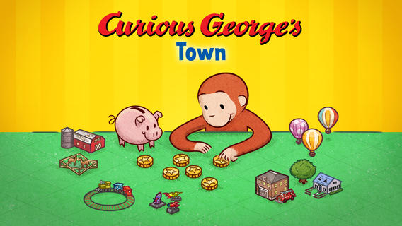 Curious George Town 2