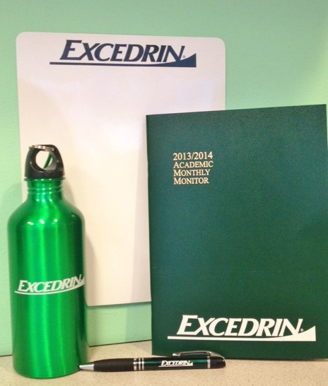 Excedrin Giveaway Items 2 (1)